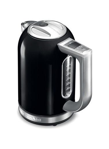 KitchenAid 1,7 L Su Isıtıcısı - 5Kek1722Eob Onyx Black Renkli